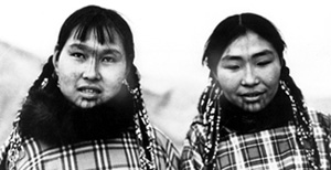 Tattoos of the Hunter-Gatherers of the Arctic