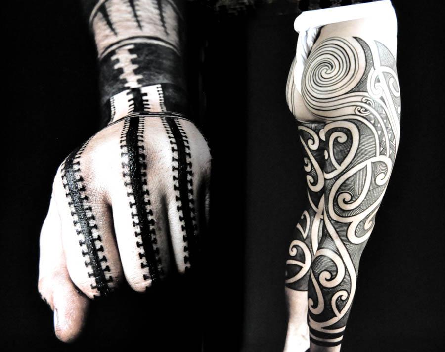 black tattoo art 2 by marisa kakoulas october 16 2013 lars krutak. Black Bedroom Furniture Sets. Home Design Ideas